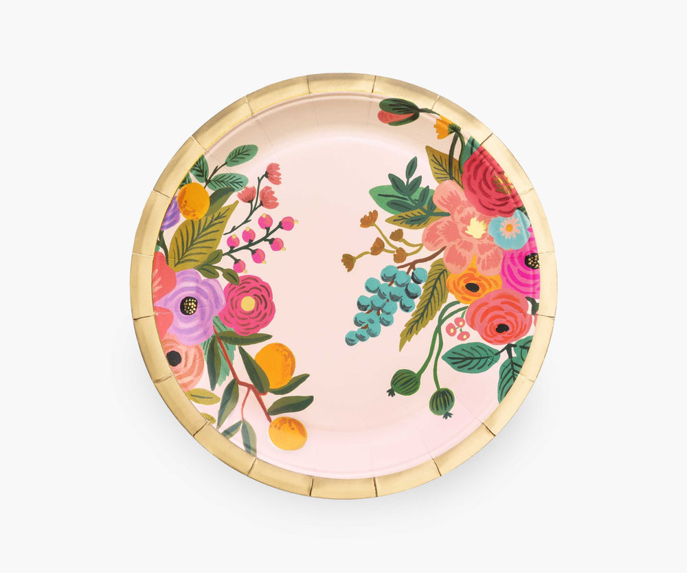 Garden Party Large Plate