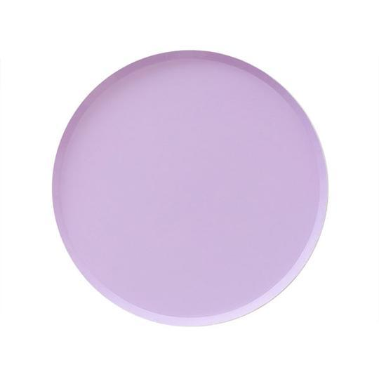 Lilac Small Plates - Revelry Goods