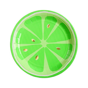 Load image into Gallery viewer, Neon Citrus Small Plates - Revelry Goods