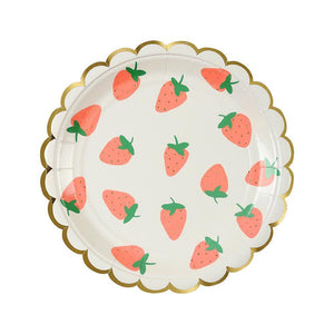 Strawberry Small Plates - Revelry Goods