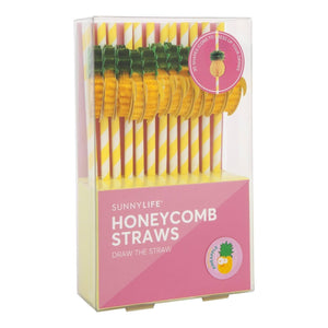 Load image into Gallery viewer, Pineapple Straws - Revelry Goods