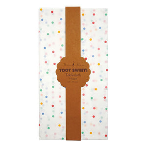 Spotty Tablecloth - Revelry Goods