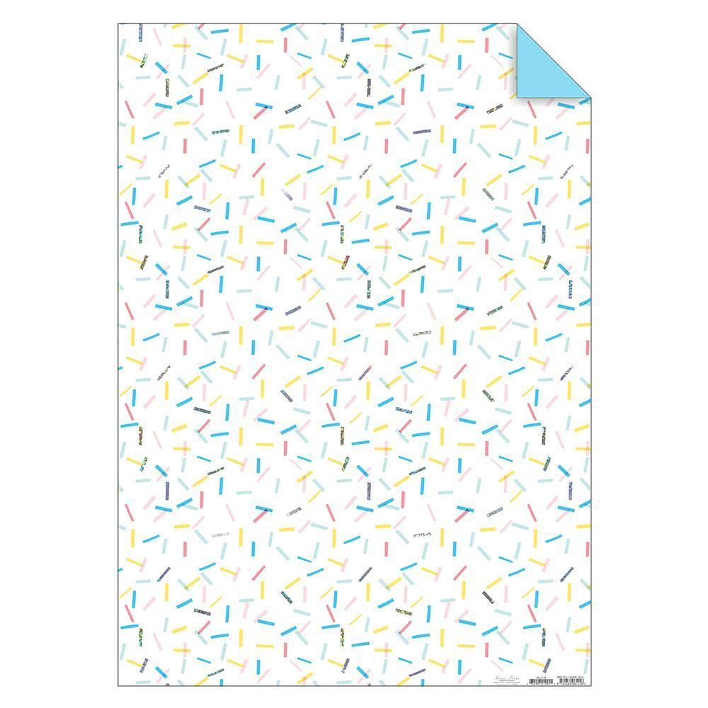 Sprinkles Gift Wrapping Sheet