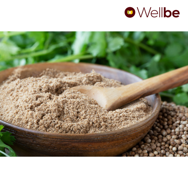 WELLBE CORIANDER POWDER