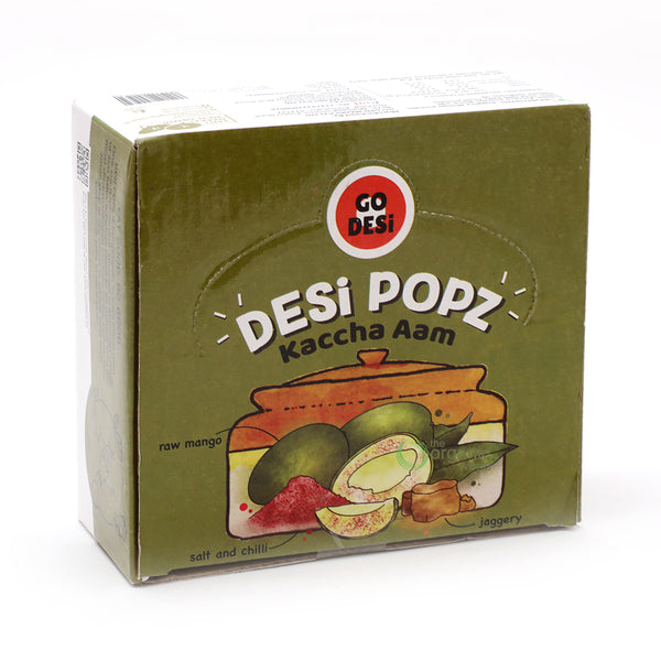 GO DESI - KACCHA AAM BOX, 50 UNITS