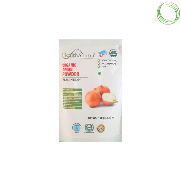HS ONION POWDER 100 GMS
