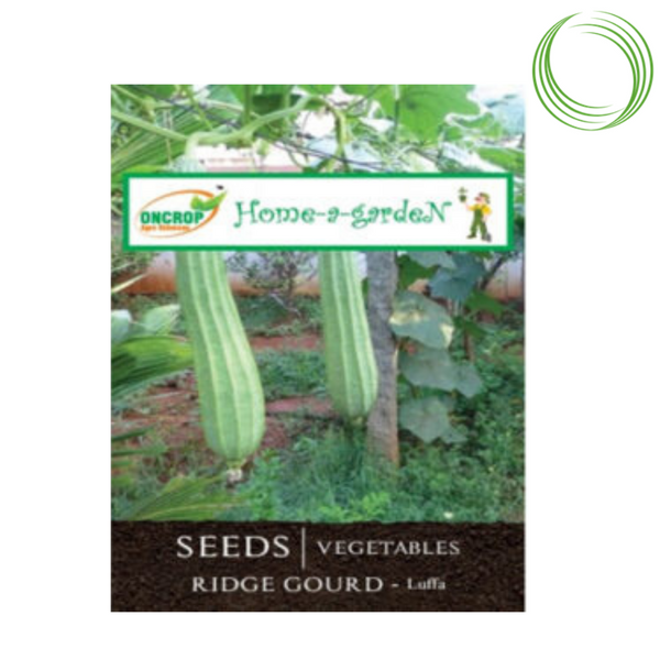 RIDGE GOURD VEGETABLE SEEDS