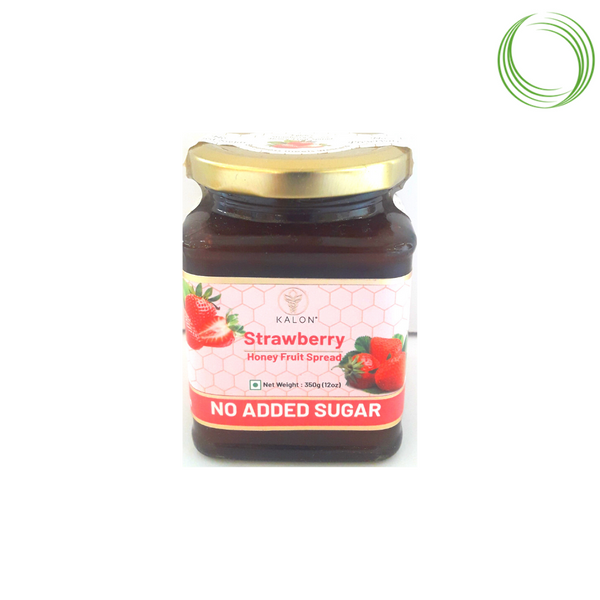 STRAWBERRY HONEY FRUIT SPREAD