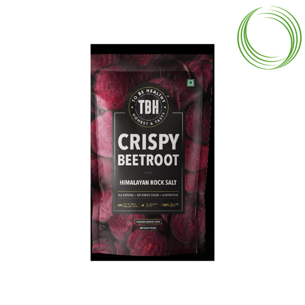 TBHE CRISPY BEETROOT 25GM