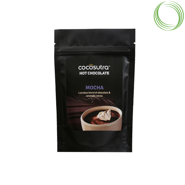 COCOSUTRA - HOT CHOCOLATE BLEND MOCHA, 100 GM
