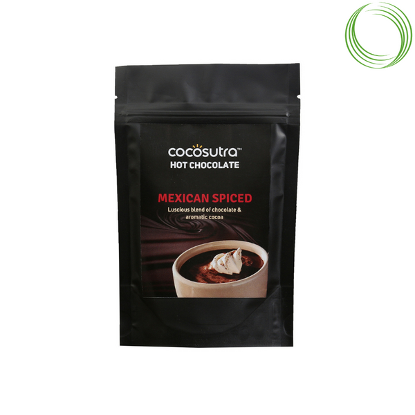 COCOSUTRA HOT CHOCOLATE BLEND MEXICAN SPICED 100GM