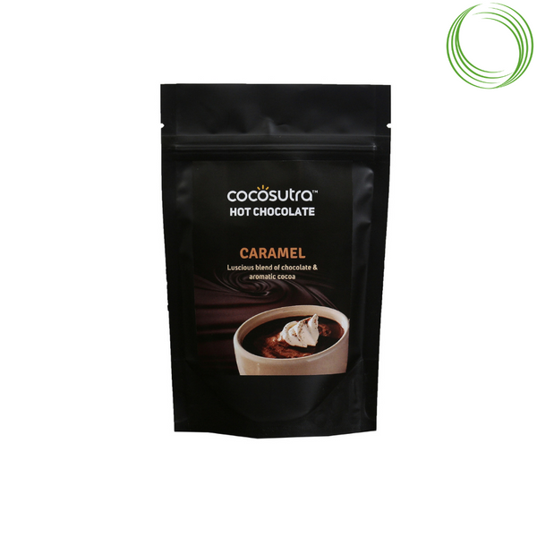 COCOSUTRA HOT CHOCOLATE BLEND CARAMEL 100GM