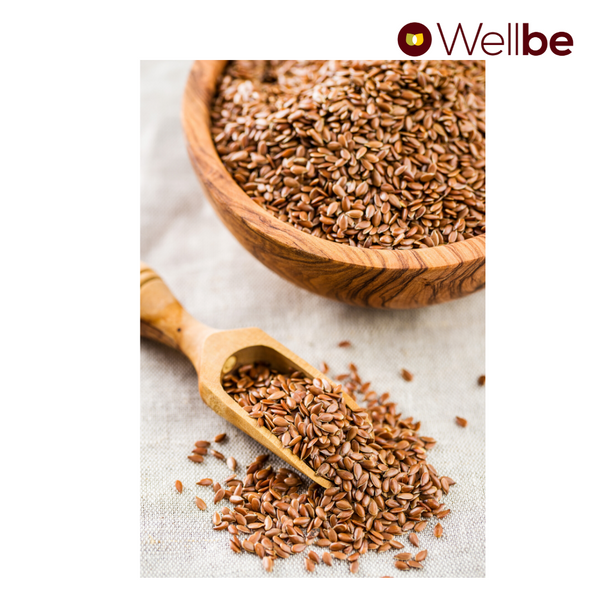 WELLBE FLAX SEEDS