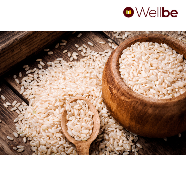 WELLBE BASMATHI BROWN RICE
