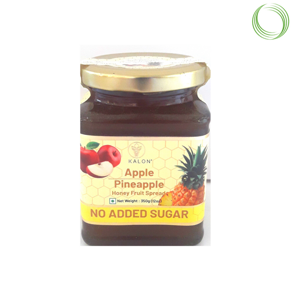 APPLE PINEAPPLE HONEY FRUIT SPREAD
