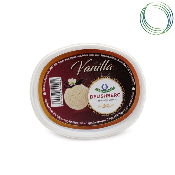 DELISHBERG VANILLA 125ML