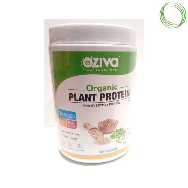 OZIVA PLANT PROTEIN UNFLAVORED