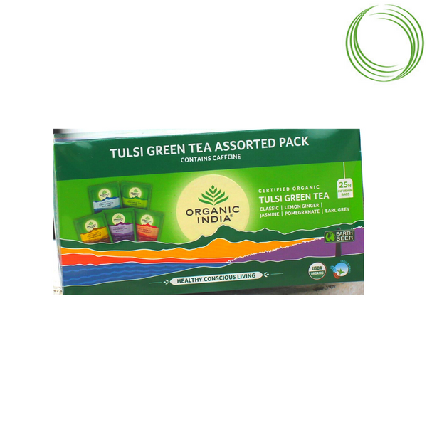 GREEN TEA ASSORTED