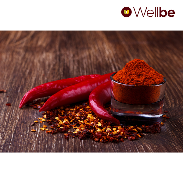 WELLBE RED CHILLY POWDER