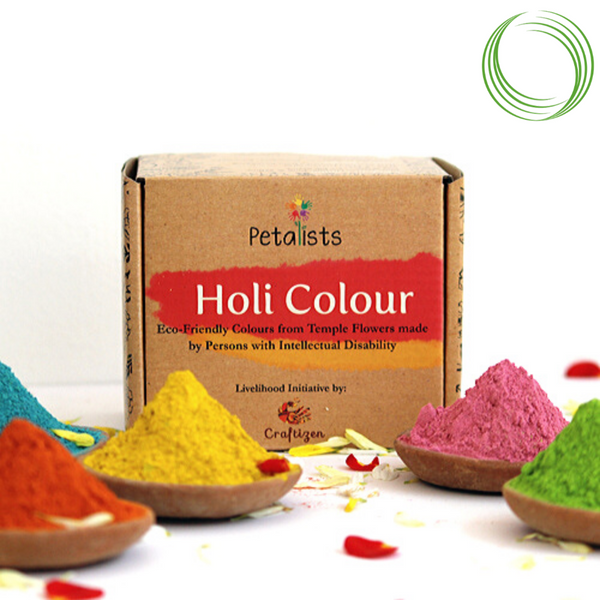 CRAFTIZEN DESIGN  HOLI COLOR 500 GMS