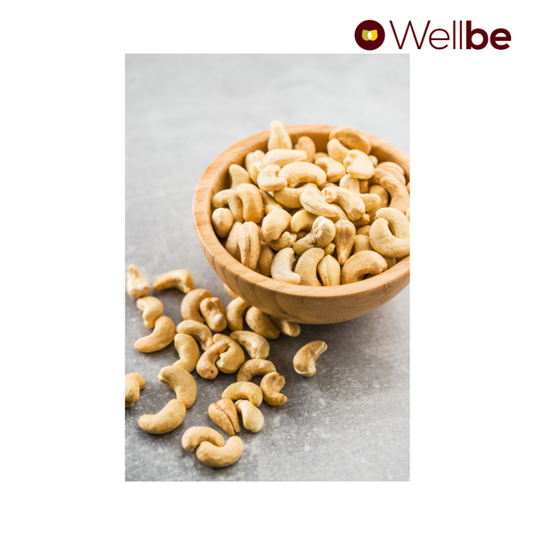 WELLBE CASHEW NUTS
