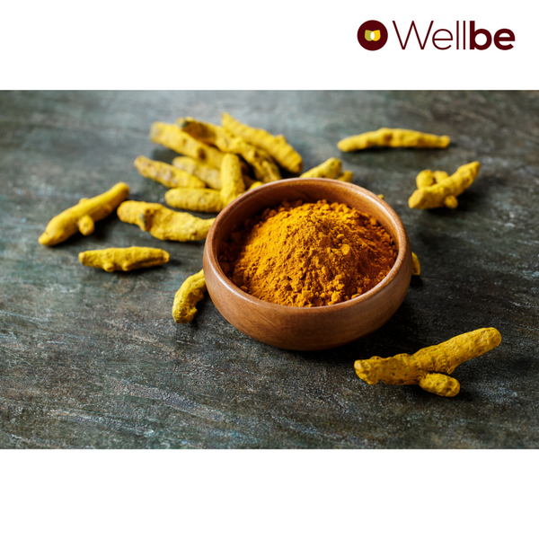 WELLBE TURMERIC POWDER