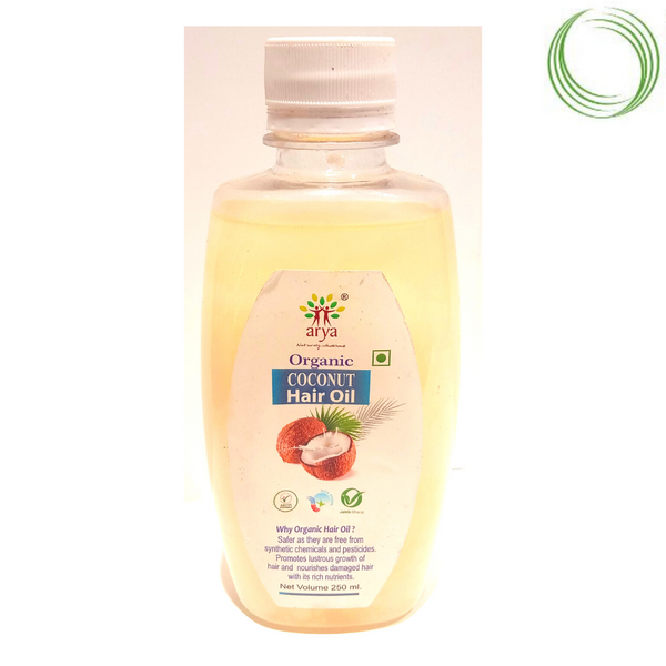ARYA COCONUT HAIR OIL 250 ML