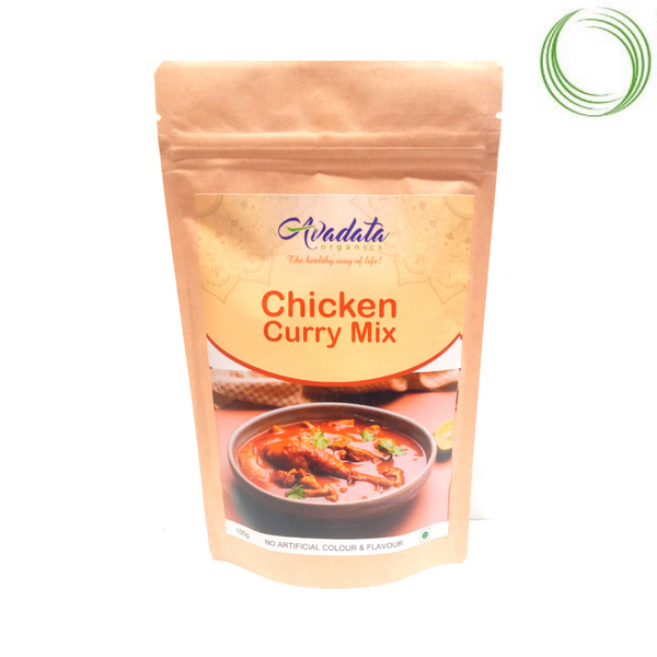 AVADATA CHICKEN CURRY MIX 100 GMS