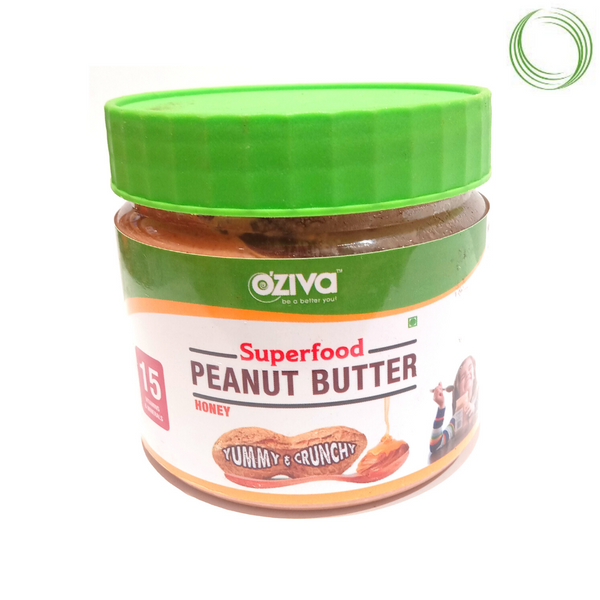 PEANUT BUTTER HONEY CRUNCHY