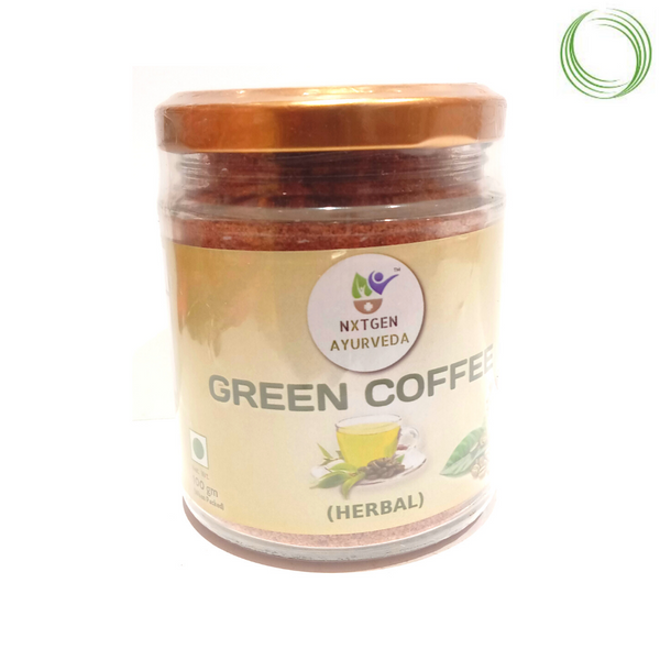 GREEN COFFEE WITH HERBS