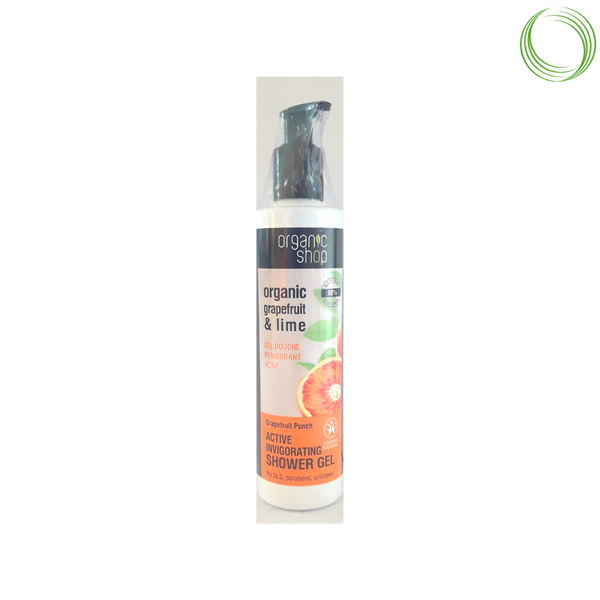 ACTIVE SHOWER GEL GRAPEFRUIT PUNCH