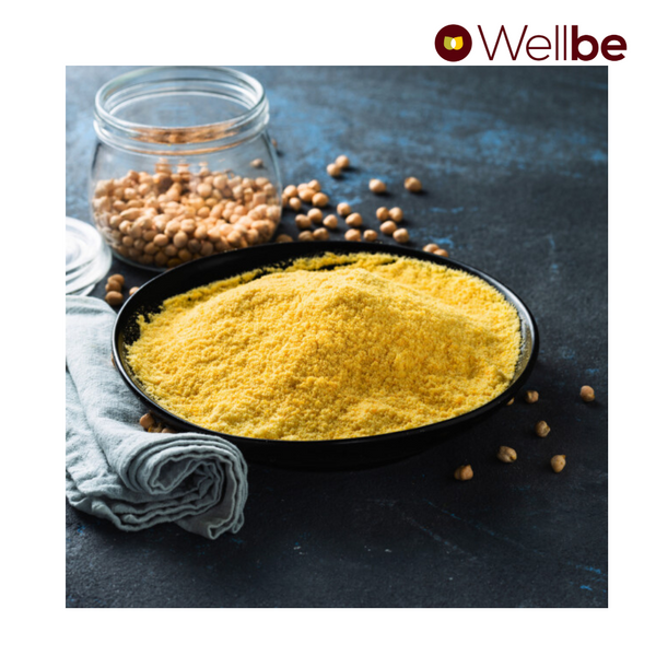 WELLBE CHANA FLOUR