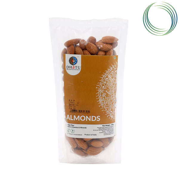 DHATU ALMONDS 200 GMS