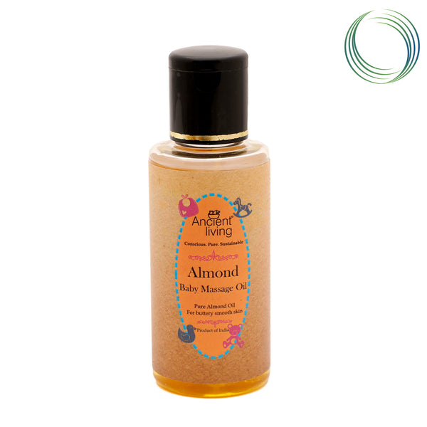 AL ALMOND BABY OIL 100ML
