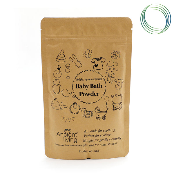 AL BABY BATH POWDER 100G