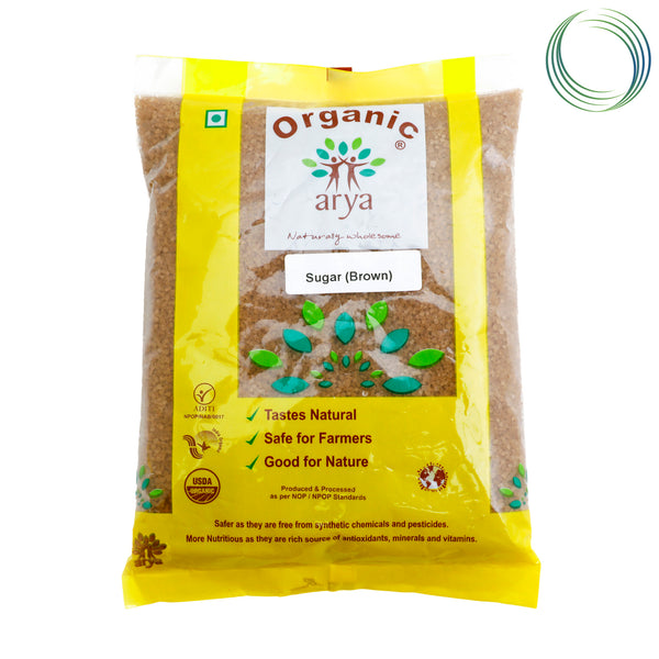 ARYA BROWN SUGAR 500G