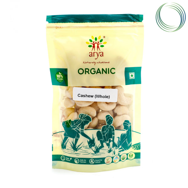 ARYA CASHEW WHOLE 100G