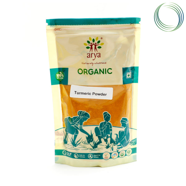 ARYA TURMERIC POWDER 100G