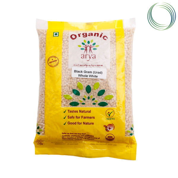 ARYA URAD WHITE WHOLE 500G