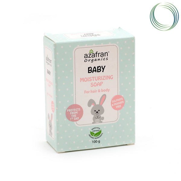 AZF BABY SOAP 100GM