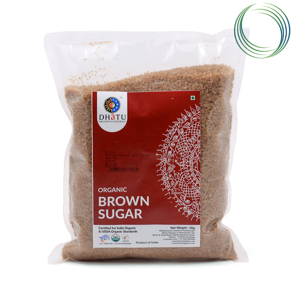 DHATU BROWN SUGAR 1 KG