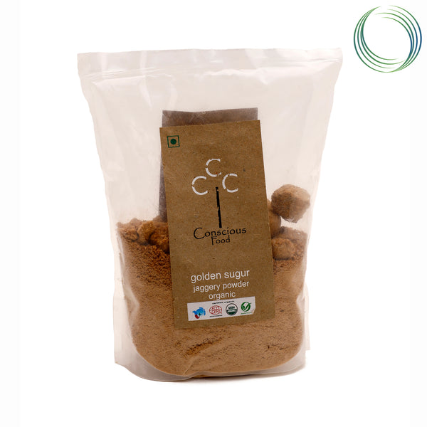 CF GOLDEN SUGAR 500G