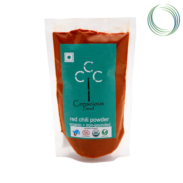 CF RED CHILLI POWDER 100G