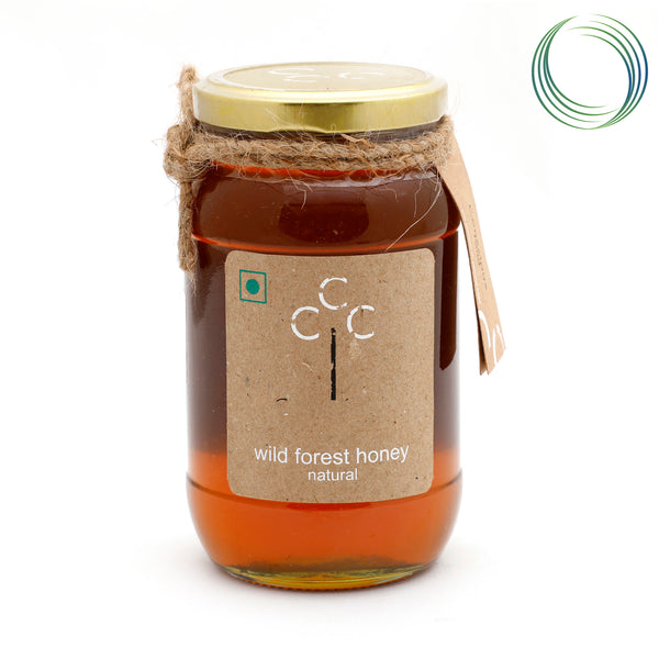 CF WILD FOREST  HONEY 500G