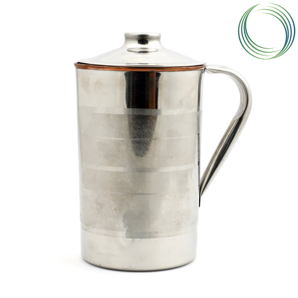 DC-35 STEEL COPPER JUG