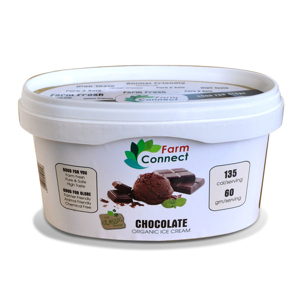 FC PREMIUM CHOCOLATE ICE CREAM 500 ML