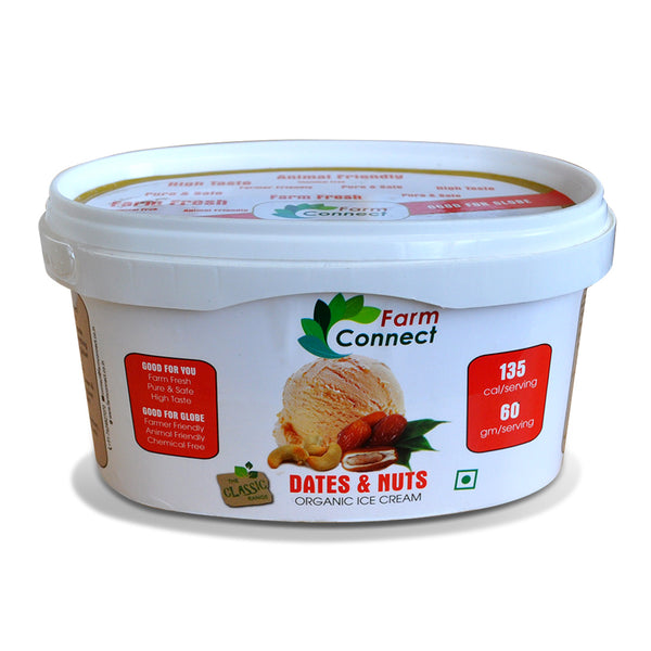 FC PREMIUM DATES ICE CREAM 500 ML