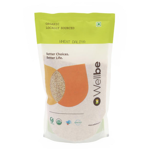 WELLBE WHEAT DALIA 500G