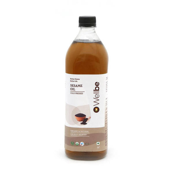 WELLBE SESAME OIL 1LTR