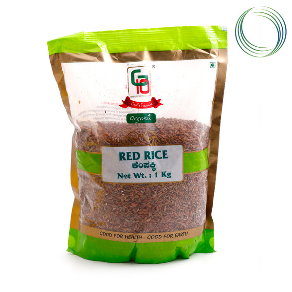 G10 RED RICE 1KG